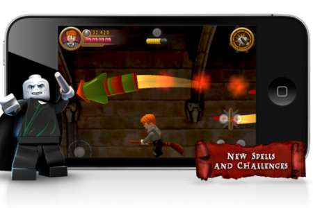 LEGO Harry Potter: Years 5-7 v1.1 [.ipa/iPhone/iPod Touch/iPad]