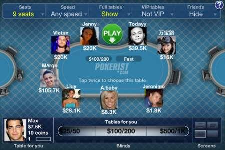 Texas Poker Pro v3.1.2 [RUS] [.ipa/iPhone/iPod Touch/iPad]