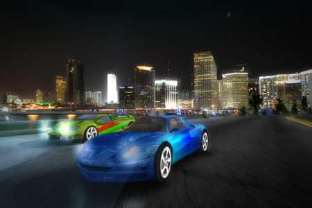 Race illegal: High Speed 3D v1.1.1 [.ipa/iPhone/iPod Touch/iPad] [Chillingo Ltd]