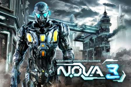 N.O.V.A. 3 - Near Orbit Vanguard Alliance v1.0.0 [RUS] [.ipa/iPhone/iPod Touch/iPad]