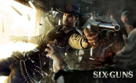 Six-Guns v1.0.3 [RUS] [Gameloft] [Игры для iPhone/iPad]