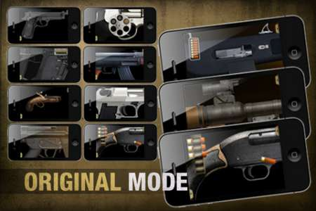 i-Gun Ultimate - Original Gun App Sensation v1.37 [.ipa/iPhone/iPod Touch]