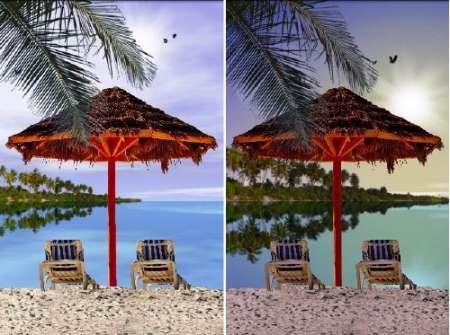 Private Beach Live Wallpaper - живые обои для Android