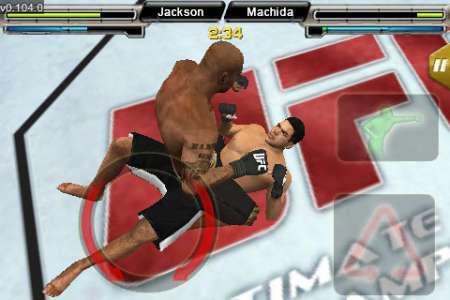 UFC® Undisputed™ 2010 [1.162.0] [Игры для iPhone/iPod Touch]