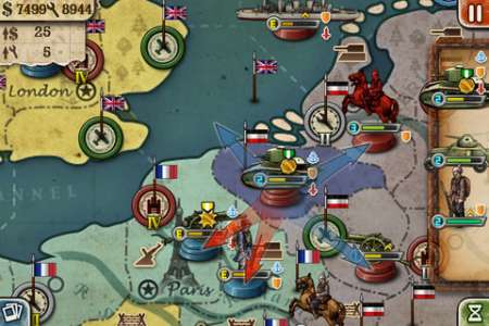 European War 3 v1.0 [.ipa/iPhone/iPod Touch]