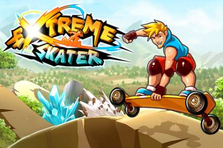 Extreme Skater v1.0.1 [.ipa/iPhone/iPod Touch]