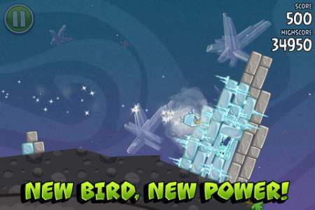 Angry Birds Space v1.2.0 [Игры для iPhone + iPad]