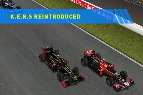 Formula 1 racing games: f1 2009 will be available for iphone next week on the app store