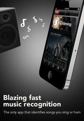 SoundHound v5.0.1 [.ipa/iPhone/iPod Touch/iPad]