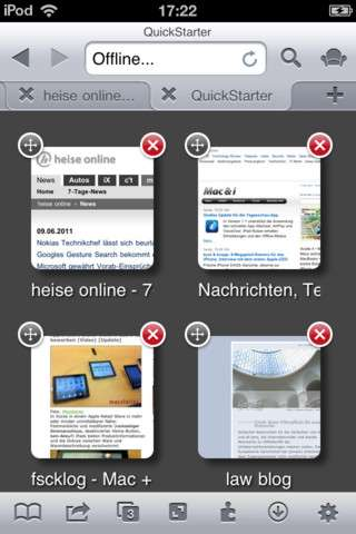 iCab Mobile (Web Browser) v5.9.2 [RUS] [.ipa/iPhone/iPod Touch/iPad]