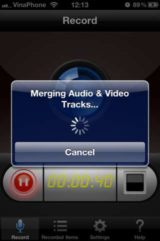 Display Recorder v1.0.0 [.ipa/iPhone/iPod Touch/iPad]