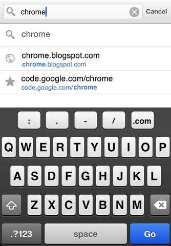 Chrome v19.0.1084.60 [RUS] [.ipa/iPhone/iPod Touch/iPad]