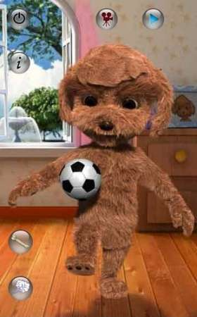 Talking Teddy v1.0 (Symbian^3)