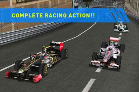 F1 2011 GAME™ v1.0.10 [.ipa/iPhone/iPod Touch/iPad]
