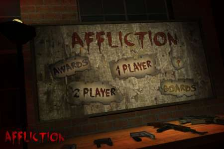 Affliction: Zombie Rising v1.0 [.ipa/iPhone/iPod Touch/iPad]