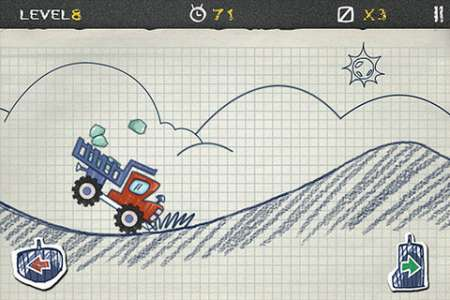Doodle Truck v1.7.3 [.ipa/iPhone/iPod Touch]