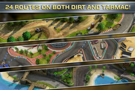 Reckless Racing 2 v1.0.5 [.ipa/iPhone/iPod Touch/iPad]