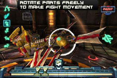 Roblade:Design&Fight v1.0 [.ipa/iPhone/iPod Touch/iPad]