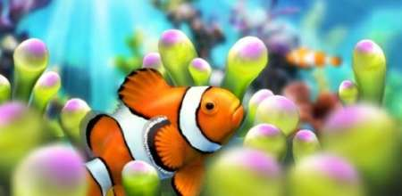 Sim Aquarium Live Wallpaper - живые обои для Android