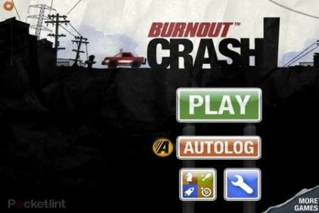 Burnout CRASH! v1.0.3 [Electronic Arts] [Игры для iPhone/iPad]