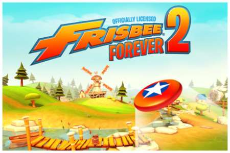 Frisbee® Forever 2 v1.0.0 [.ipa/iPhone/iPod Touch/iPad]