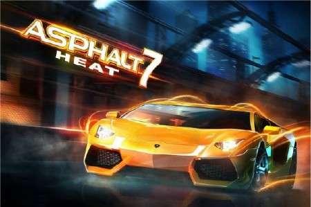 Asphalt 7 - игра для Android