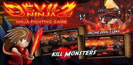 Devil Ninja 2 v.1.2.4 (Android)